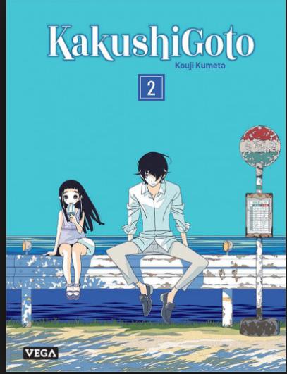Couverture Kakushigoto, tome 2