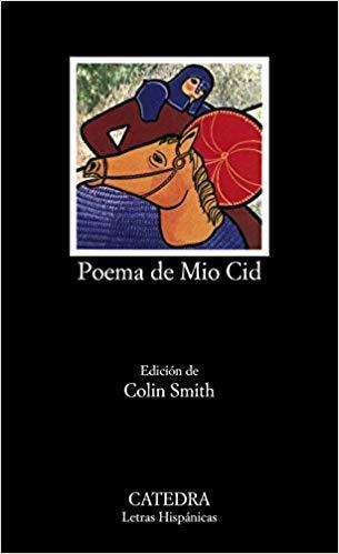 Couverture Le Poème Du Cid