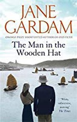 Couverture The Man in the Wooden Hat