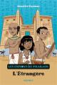 Couverture Les Espions de Pharaon, tome 2 : L'Étrangère Editions Fleurus 2017