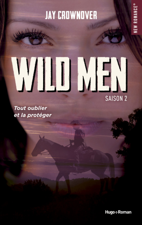 Couverture Wild men, tome 2