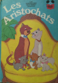 Couverture Les Aristochats Editions The Walt Disney Company 1977