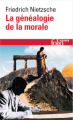 Couverture La généalogie de la morale Editions Folio  (Essais) 1985