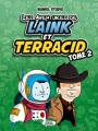 Couverture Les aventures de Laink et Terracid, tome 2 Editions Michel Lafon 2019