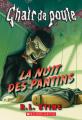 Couverture Le pantin diabolique / La nuit des pantins Editions Scholastic 2016