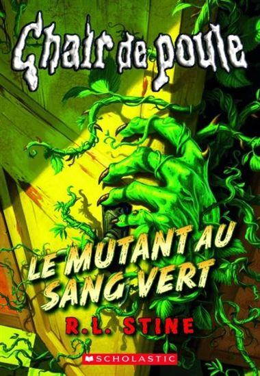 Couverture Sous-sol interdit / Le mutant au sang vert