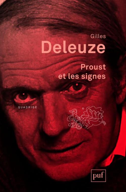 Couverture Proust et les signes