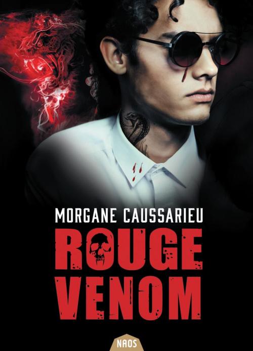 Couverture Rouge Venom