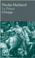 Couverture Le prince Editions Folio  (Bilingue) 1995