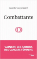 Couverture Combattante Editions Cherche Midi 2019