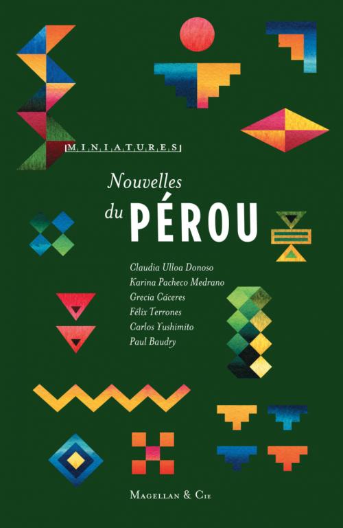 Couverture Nouvelles du Pérou