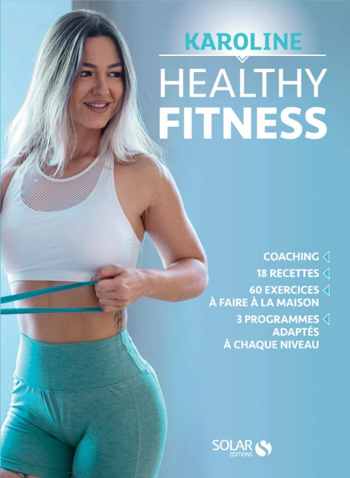 Couverture Healthy fitness