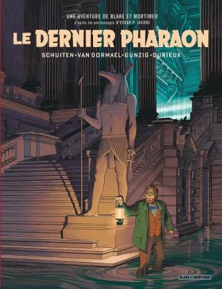 Couverture Le Dernier Pharaon