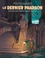 Couverture Le Dernier Pharaon Editions Blake et Mortimer 2019