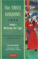 Couverture L'Épopée des trois Royaumes, tome 3 Editions Tuttle 2014