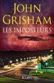 Couverture Les imposteurs  Editions JC Lattès 2019