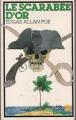 Couverture Le scarabée d'or Editions Folio  (Junior) 1986