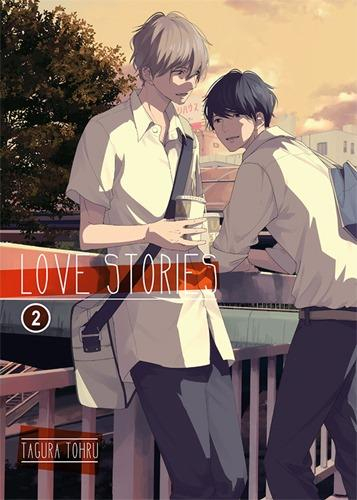 Couverture Love Stories, tome 2