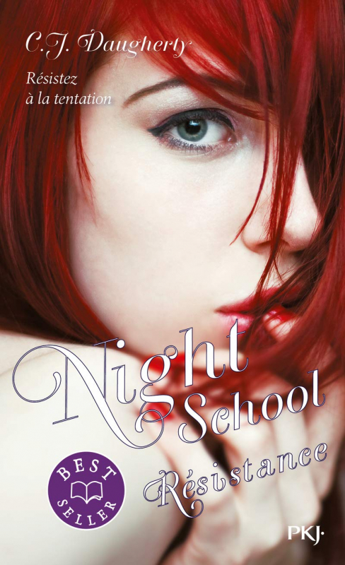 Couverture Night school, tome 4 : Résistance