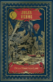 Couverture Voyage lunaire, tome 1 : De la Terre à la lune Editions RBA (Hetzel) 2019