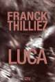 Couverture Franck Sharko & Lucie Hennebelle, tome 7 : Luca Editions 12-21 2019