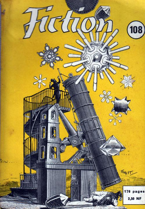Couverture Fiction, tome 108
