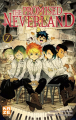 Couverture The Promised Neverland, tome 07 Editions Kazé 2019