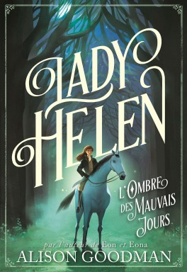 Couverture Lady Helen, tome 3