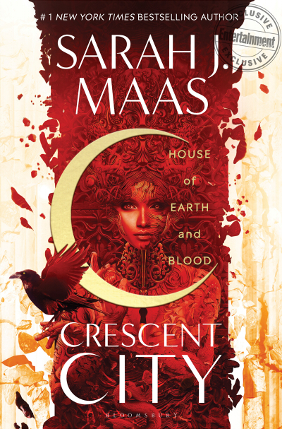 Couverture Crescent City, book 1: House of Earth and Blood