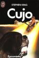 Couverture Cujo Editions J'ai Lu (Epouvante) 1993