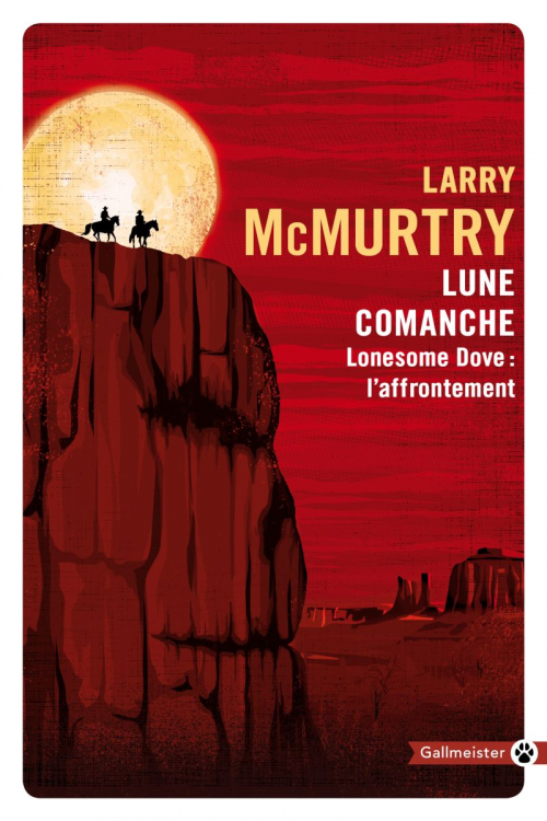 Couverture Lonesome dove, tome 0.5 : Lune comanche