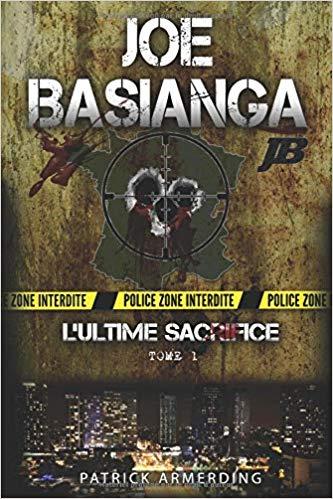 Couverture Joe Basinga, l'ultime sacrifice