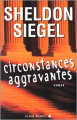 Couverture Circonstances aggravantes Editions Albin Michel 2000