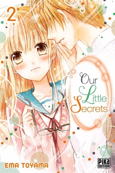 Couverture Our Little Secrets, tome 2