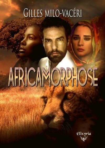 Couverture Africamorphose