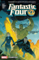 Couverture Fantastic Four, tome 1 : Fourever Editions Panini (100% Marvel) 2019