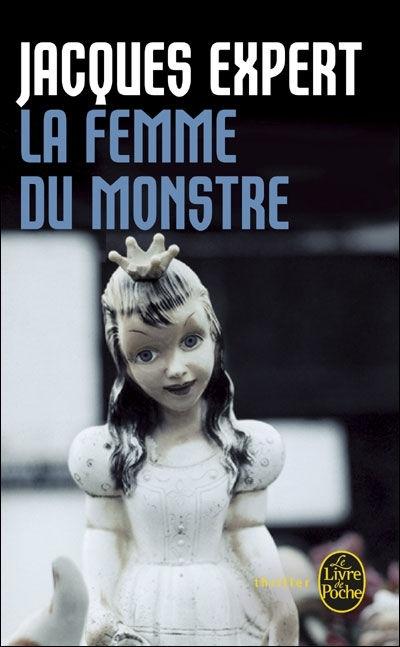 Couverture La Femme du monstre