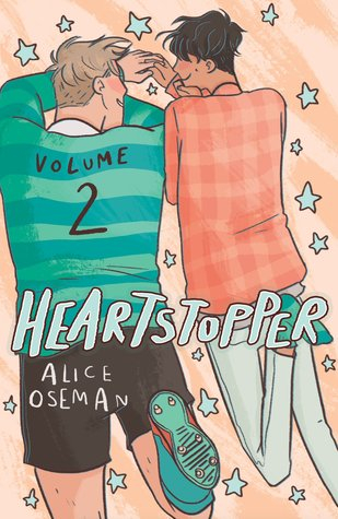 Couverture Heartstopper: Volume Two