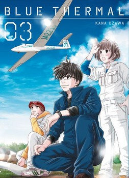 Couverture Blue Thermal, tome 3