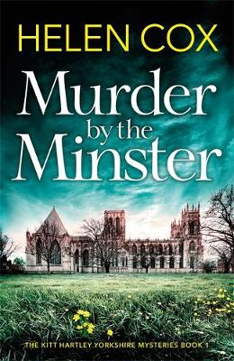 Couverture The Kitt Hartley Yorkshire Mysteries, tome 1 : Murder by the Minster