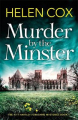 Couverture The Kitt Hartley Yorkshire Mysteries, tome 1 : Murder by the Minster Editions Quercus 2019