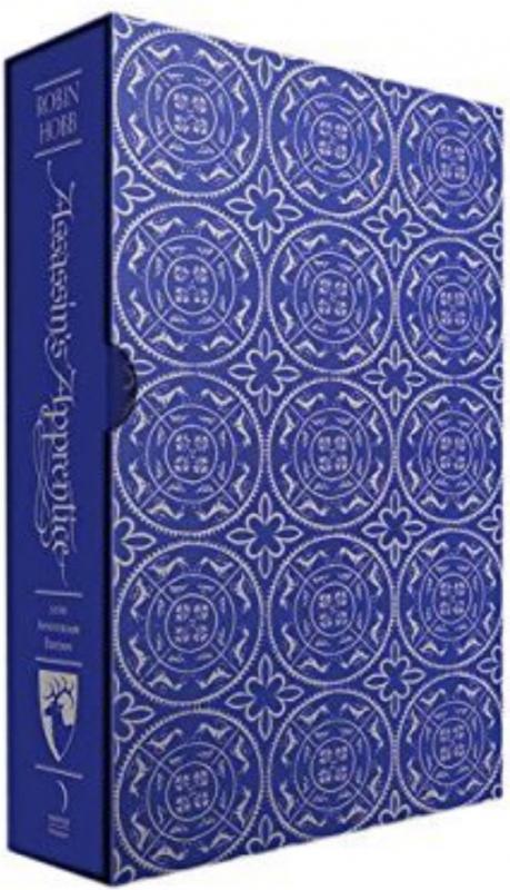 Couverture The Farseer Trilogy, book 1: Assassin's Apprentice