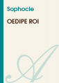 Couverture Oedipe roi Editions Atramenta 2004