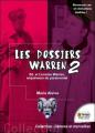 Couverture Les dossiers Warren, tome 2 : Ed & Lorraine Warren, enquêteurs du paranormal  Editions Le temps présent 2019
