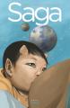 Couverture Saga, tome 01 Editions Image Comics 2014