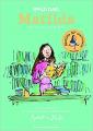 Couverture Matilda Editions Gallimard jeunesse / Rageot 2019
