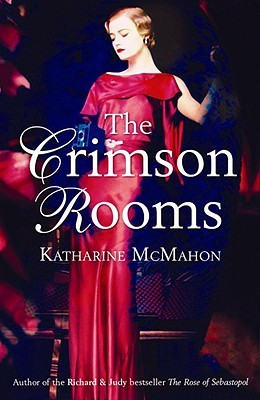 Couverture Evelyn Gifford, book 1: The Crimson Rooms