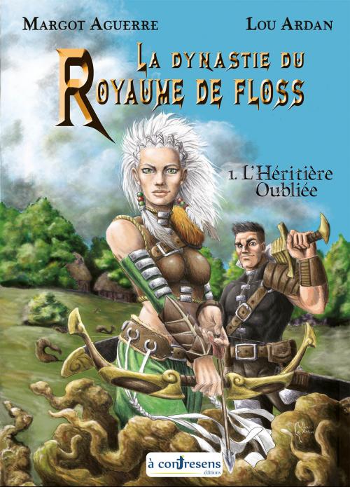 Couverture La dynastie du Royaume de Floss (BD), tome 1 : L'Héritière Oubliée