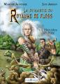 Couverture La dynastie du Royaume de Floss (BD), tome 1 : L'Héritière Oubliée Editions A contresens 2019
