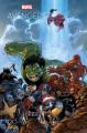 Couverture Avengers : La séparation Editions Panini 2017
